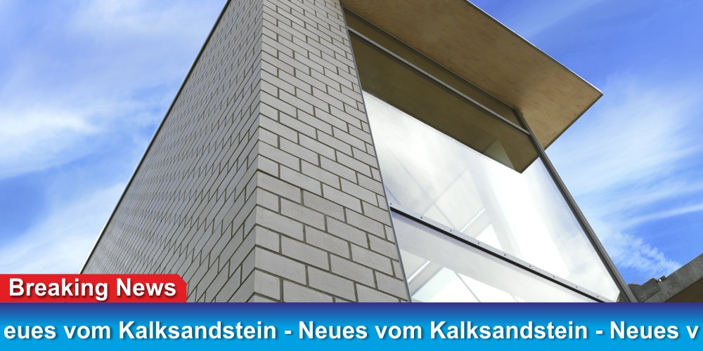 Kalksandsteine KS*-Original News