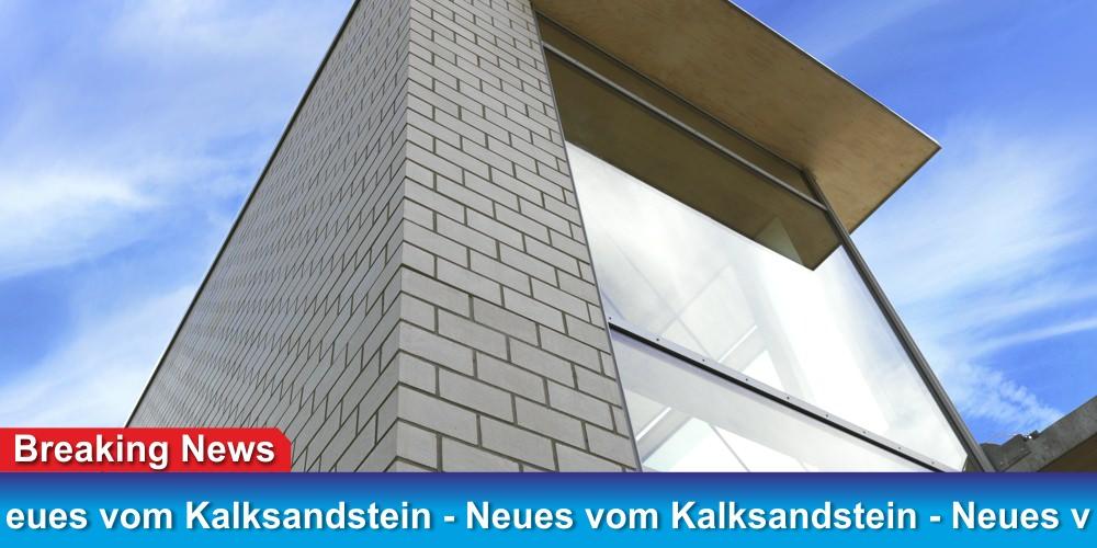 Kalksandsteine KS*-Original News