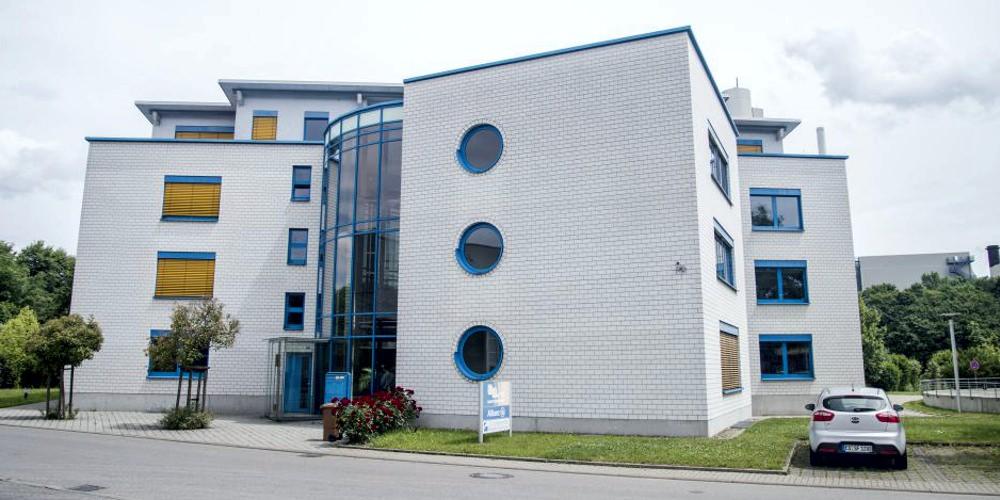 E.Bayer Baustoffwerke Verwaltung Entennest Esslingen