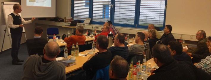 EB-Fahrerschulung November 2014
