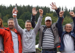 EB-Ausflug 2017 Gewinnerteam