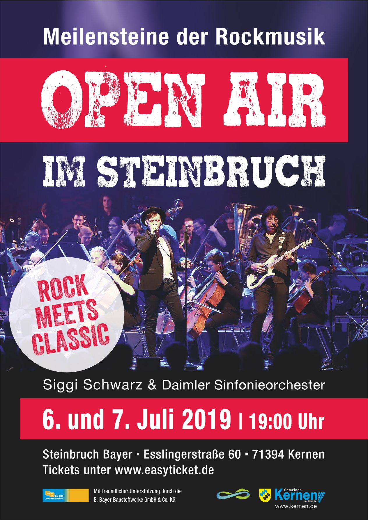 Open Air Steinbruch